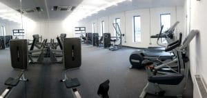 TheStudios Co living Wolverhampton Gym