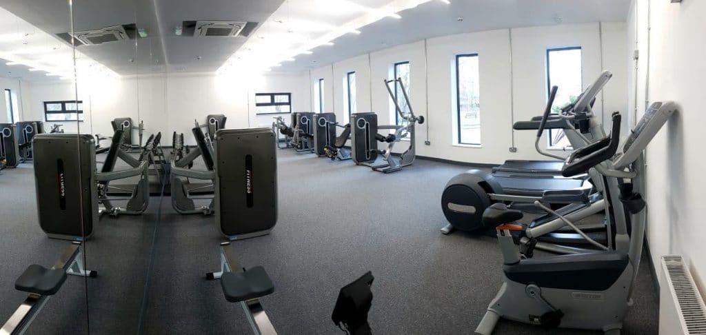 TheStudios Co living Wolverhampton Gym