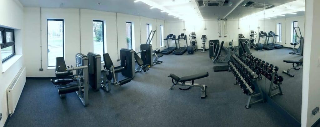 On Site Gym at TheStudios