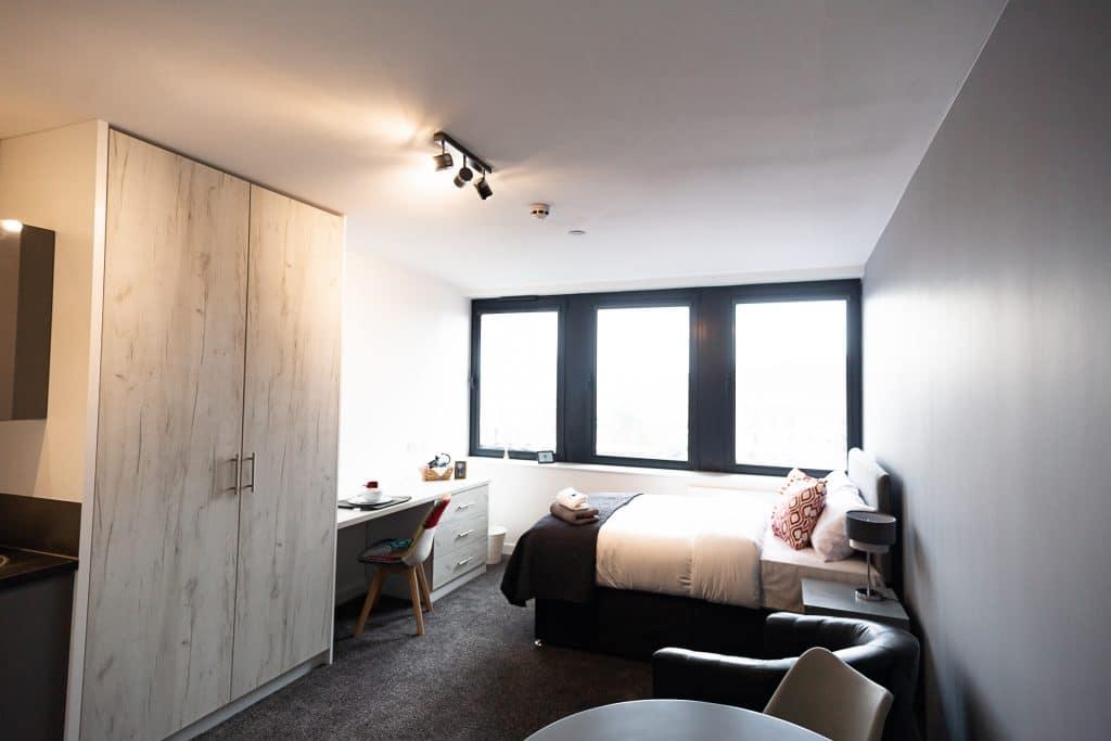 short term rent apartment in Wolverhampton