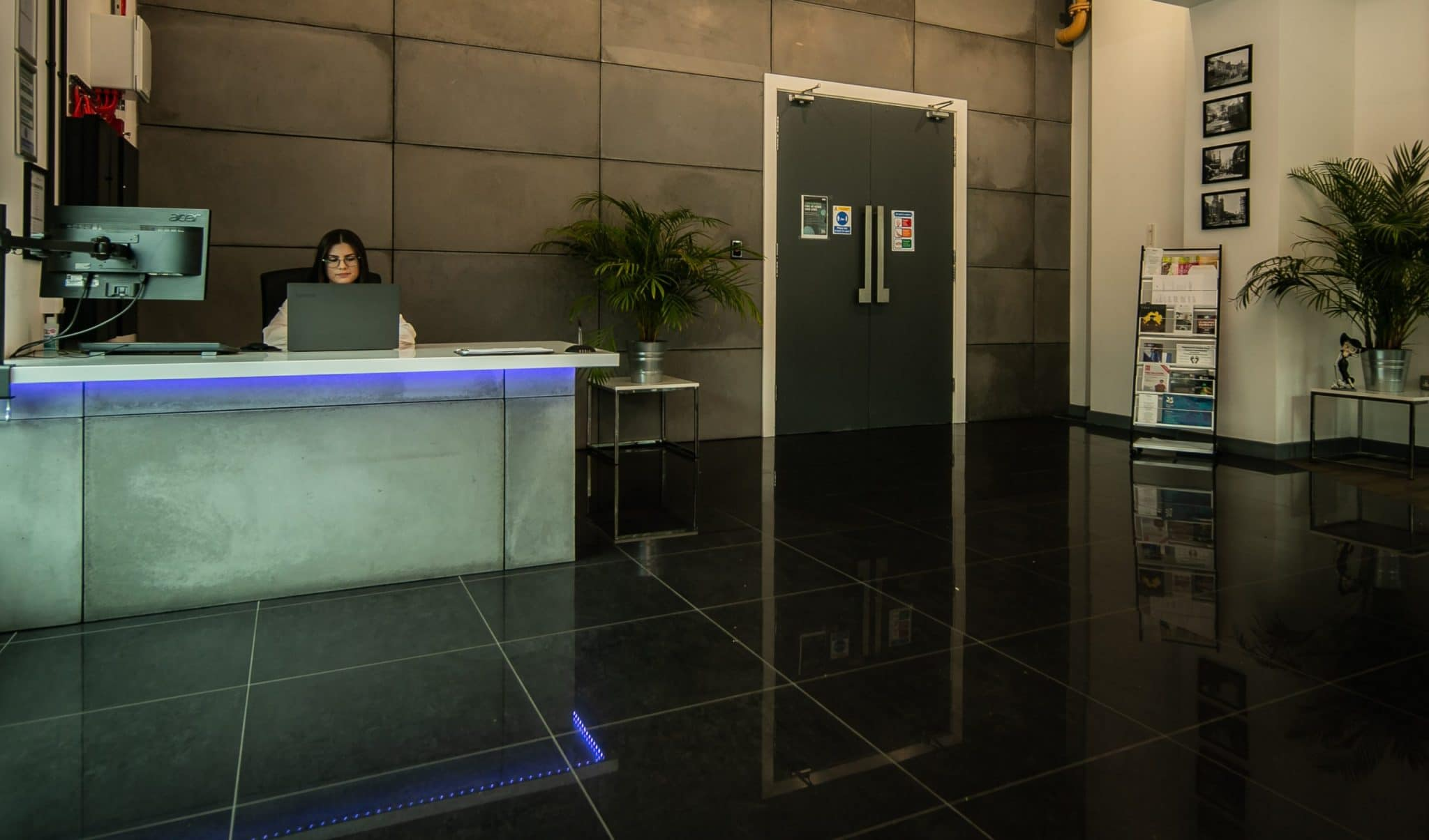 TheStudios Reception