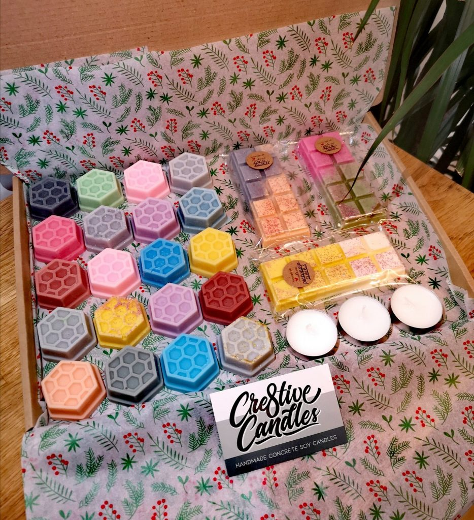 Cre8tive Candles Gift Set