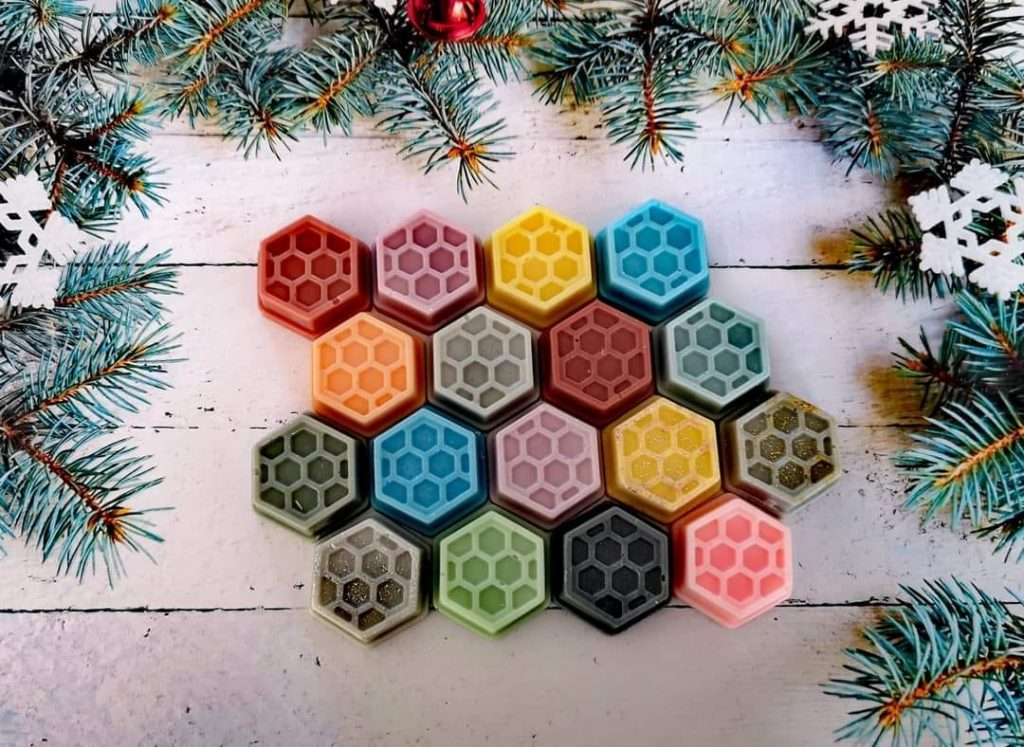 Cre8tive Candles Honeycomb wax melts