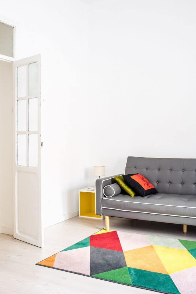 studio flat decor rug co living spaces