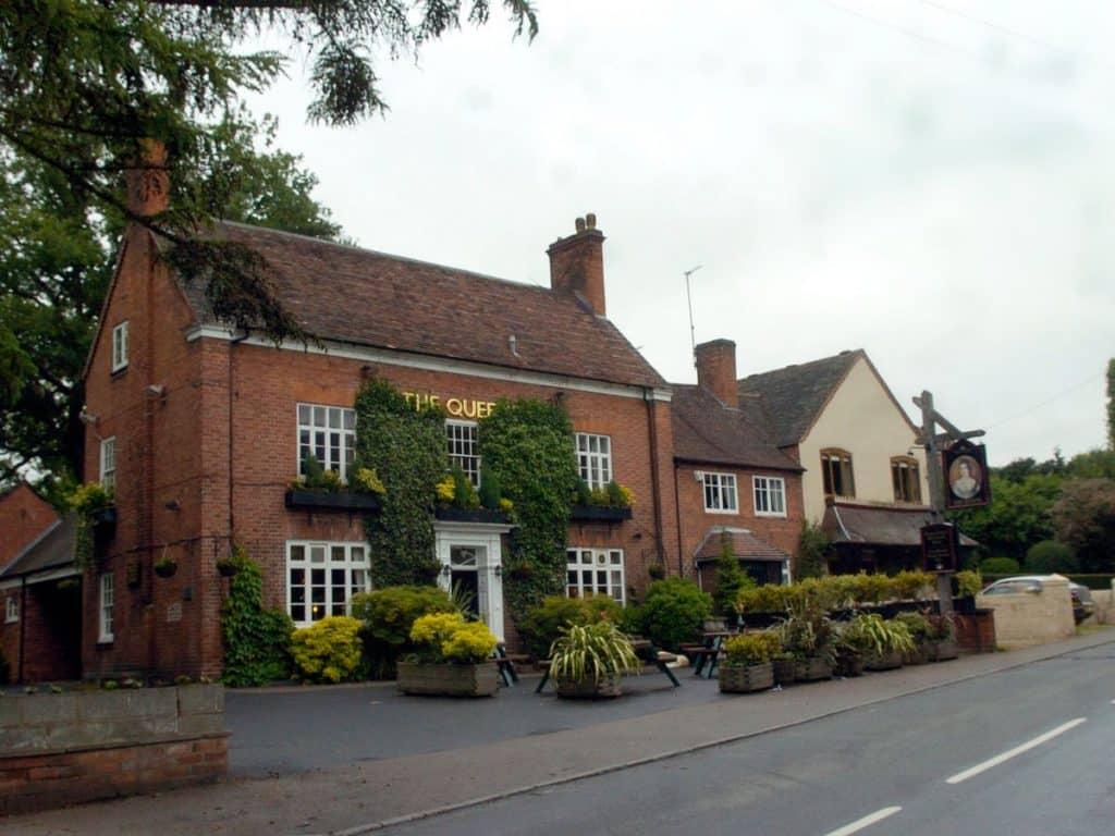 Queens Pub, Belbroughton