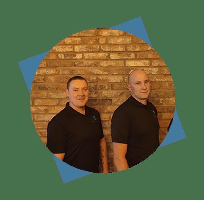 Security Team at TheStudios