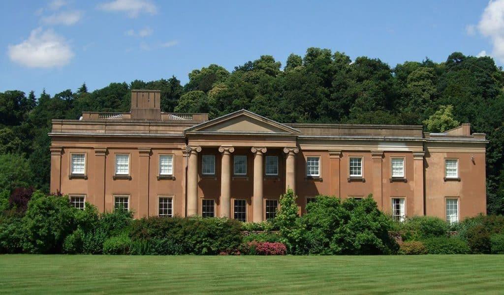 Himley Hall, Himley