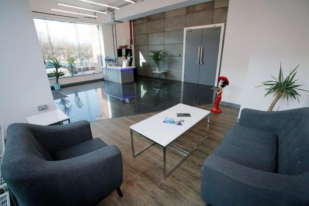 Concierge Service and Reception at TheStudios