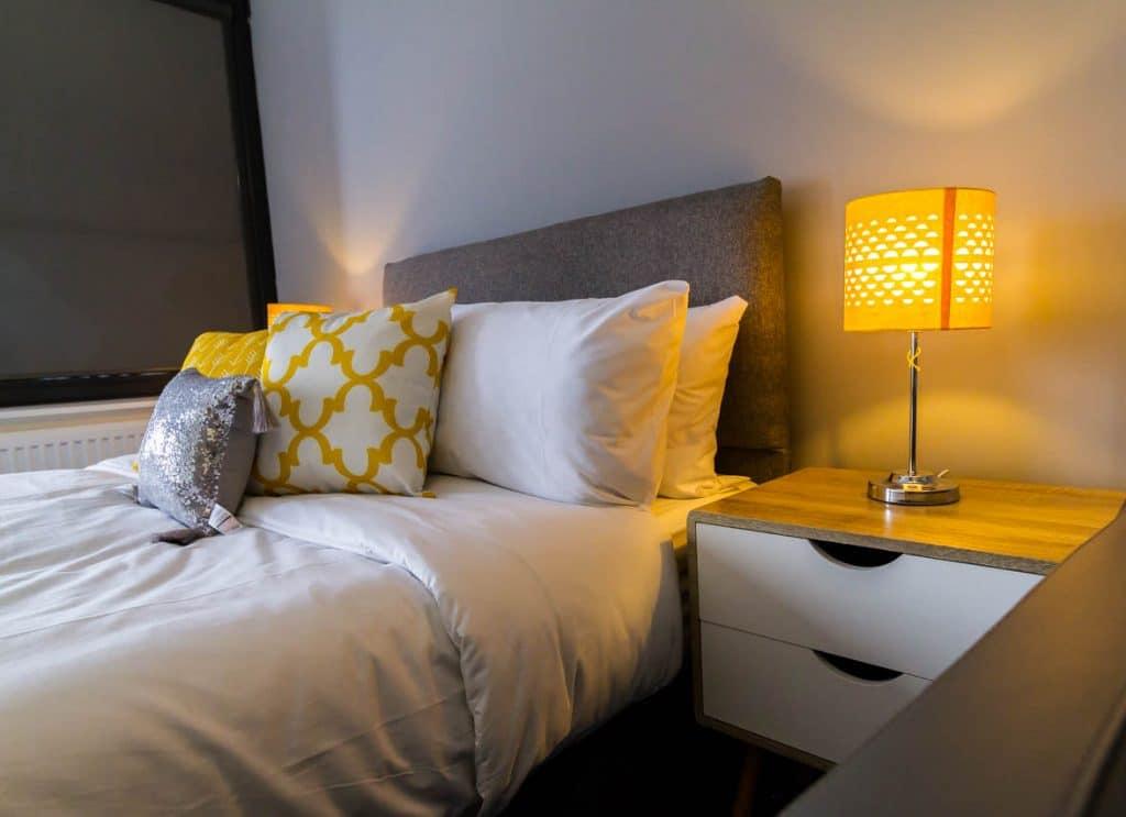 studio apartment bed in Wolverhampton